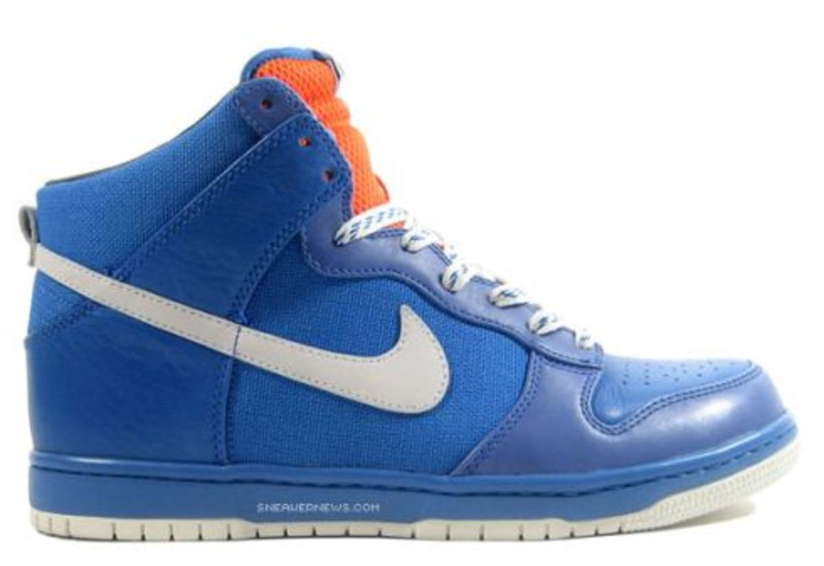 Nike Dunk High Be True in Solid Colors - 2