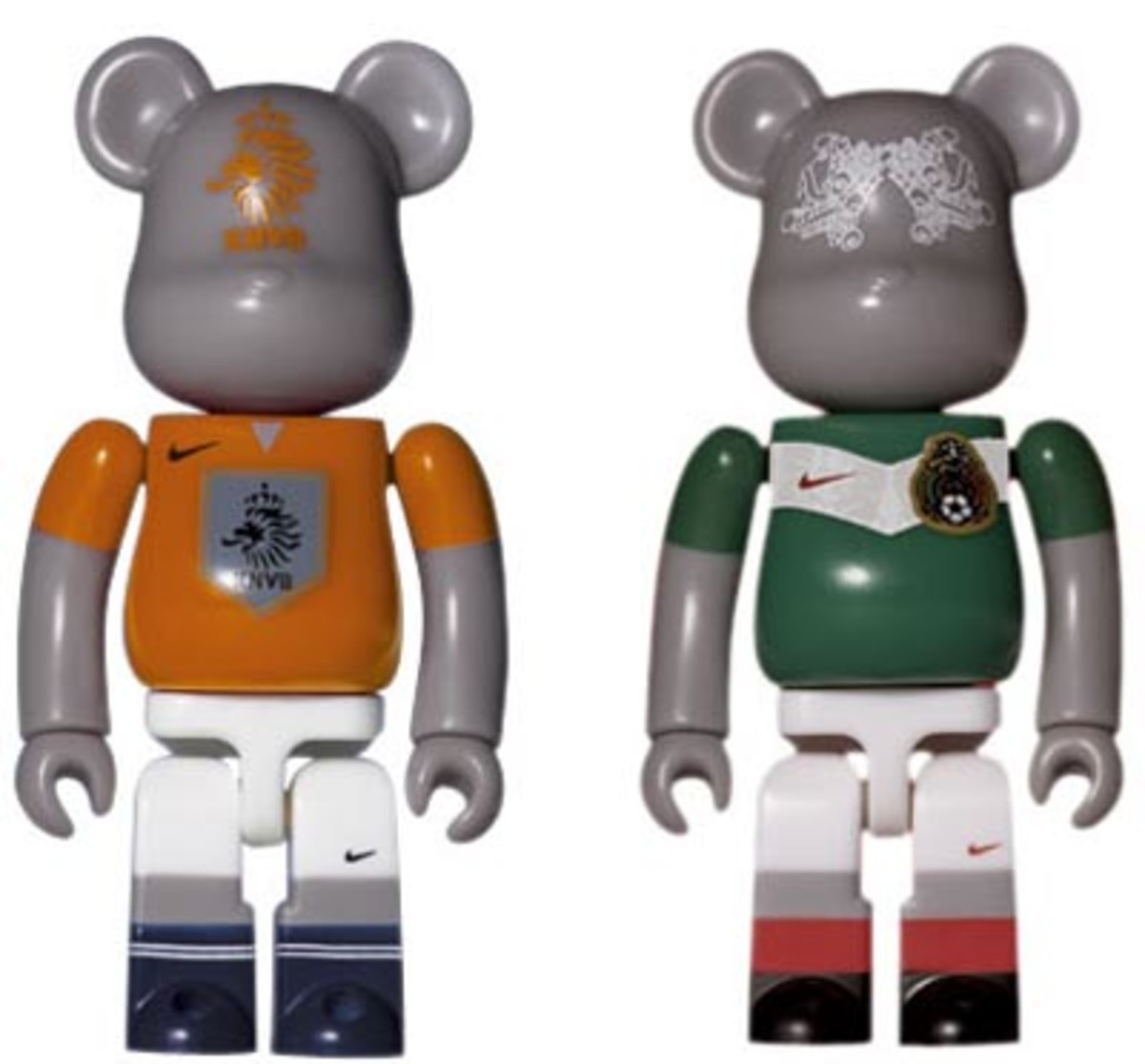 World Cup BE@RBRICKs for auction!!!! - 3