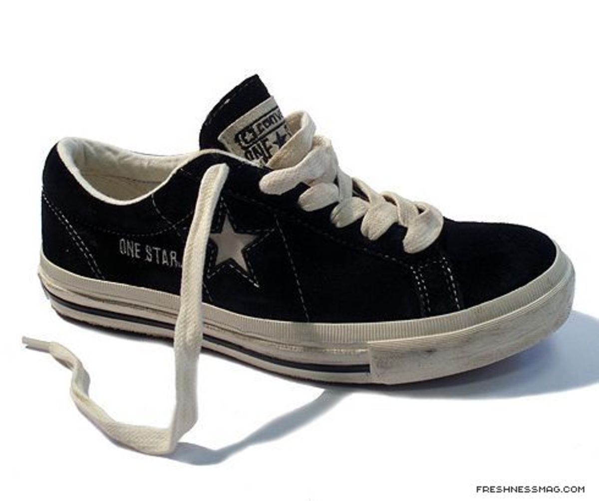 Converse - Kurt Cobain Collection - One Star Signature Distressed Edition