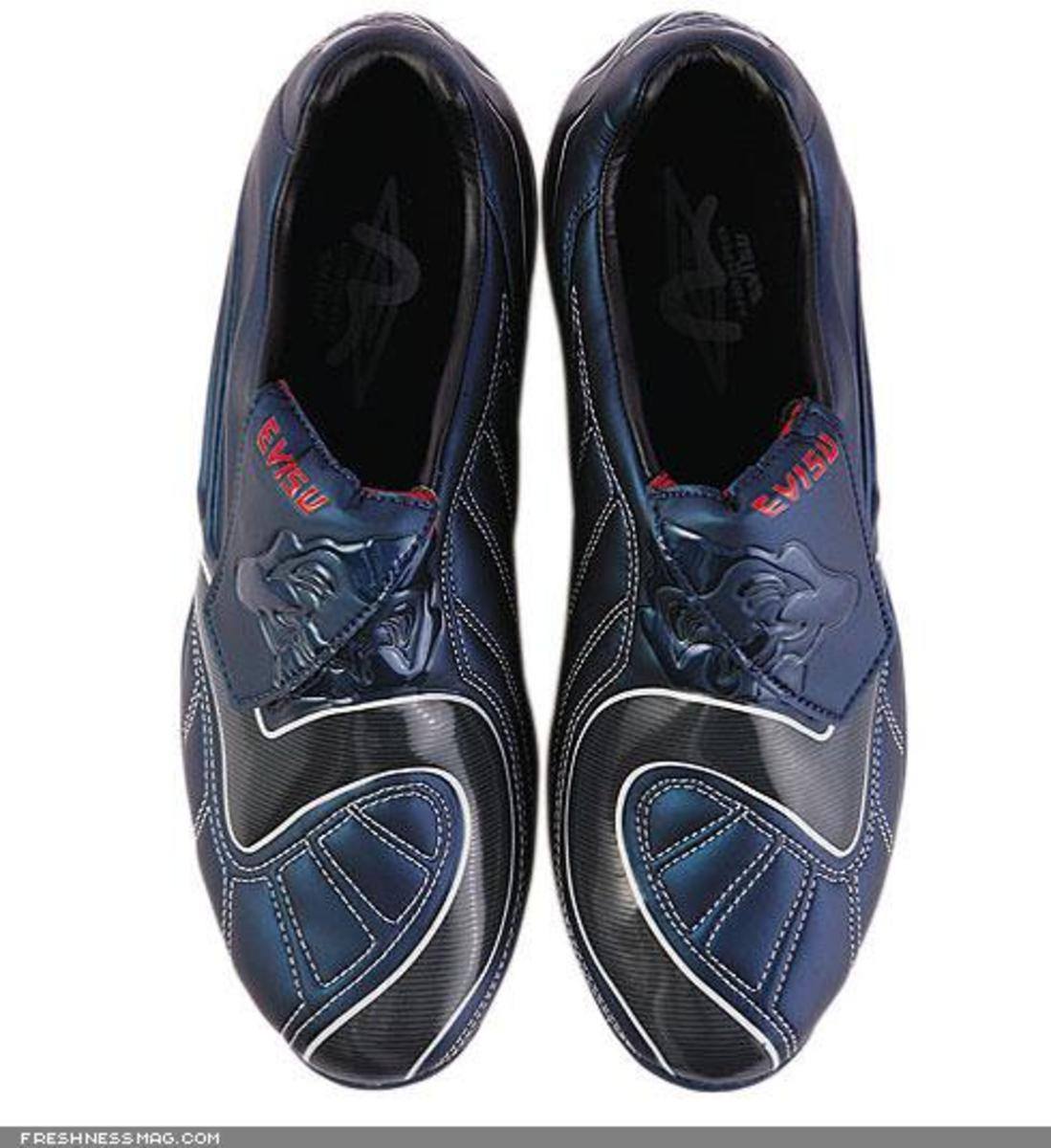 Evisu x Umbro - Soccer Shoes - 4