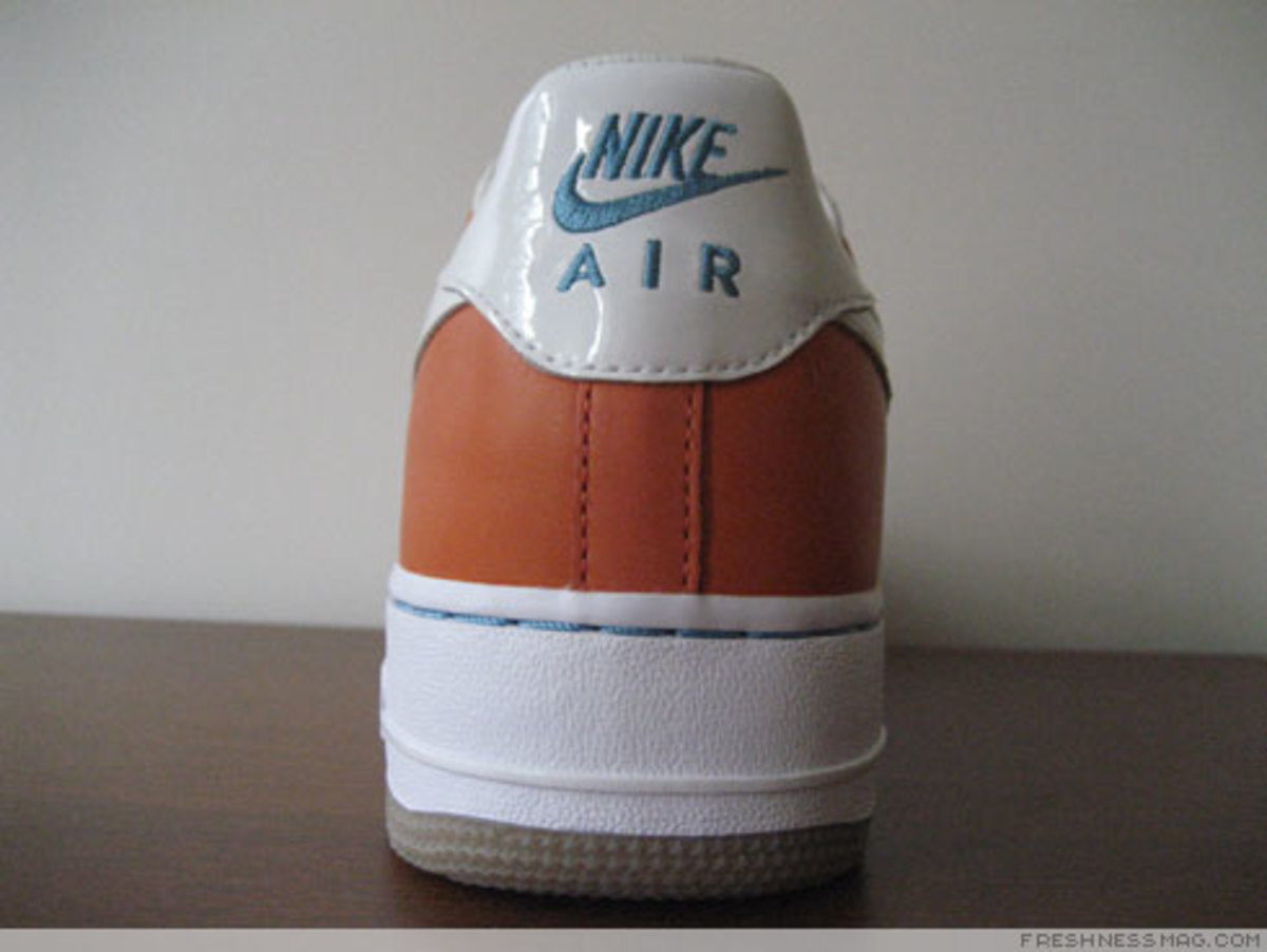 Nike  Air Force 1 Low iD - Holland inspired - 6