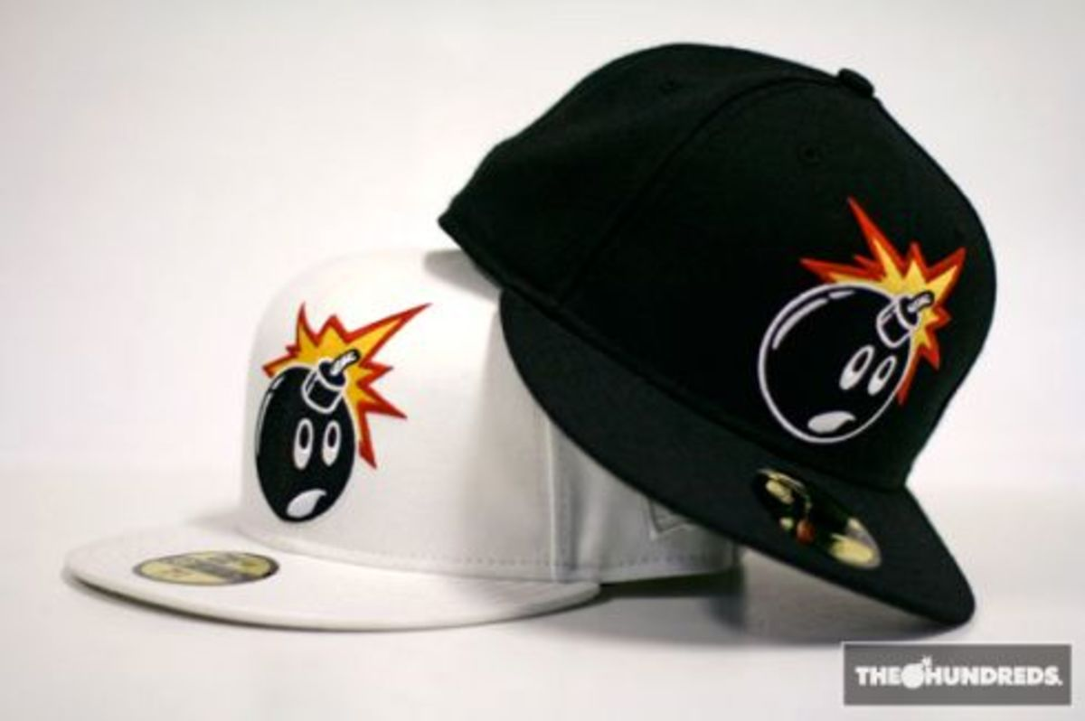 The Hundreds x New Era - Spring Adam Bomb Hats - 0