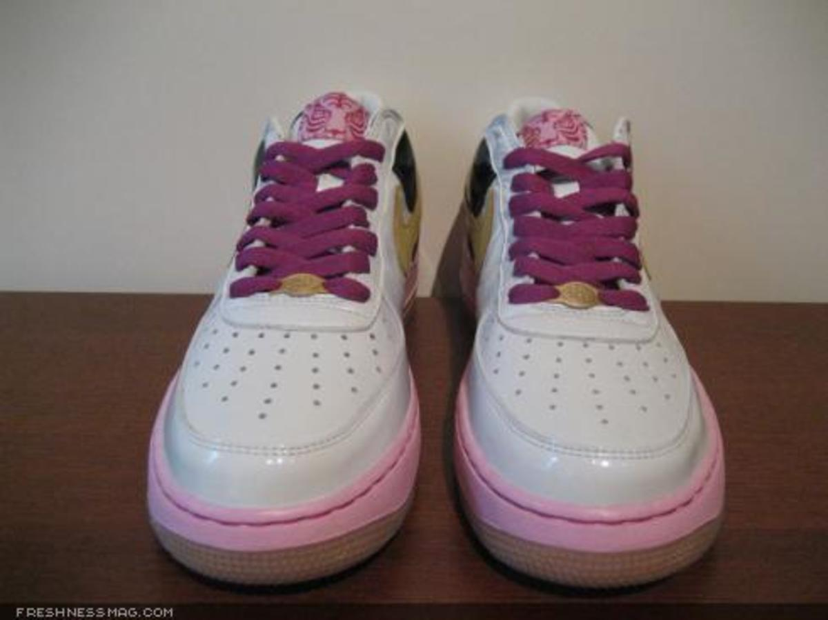 Nike  Air Force 1 Low iD - Korea inspired - 1