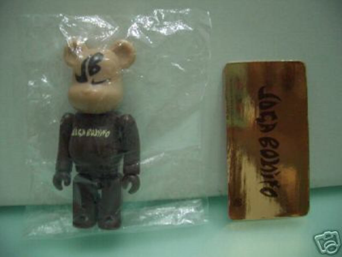 BE@RBRICK Series 12 - UNDFTD + Twelve Bar... - 4