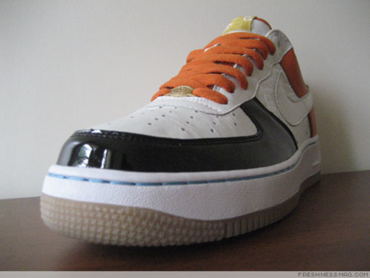 Nike  Air Force 1 Low iD - Holland inspired - 1