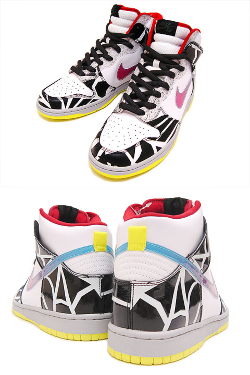 Nike SB - Dunk High Premium SB - Deck Tape