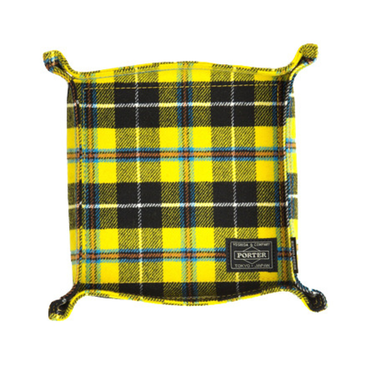Tray Large Yellow
