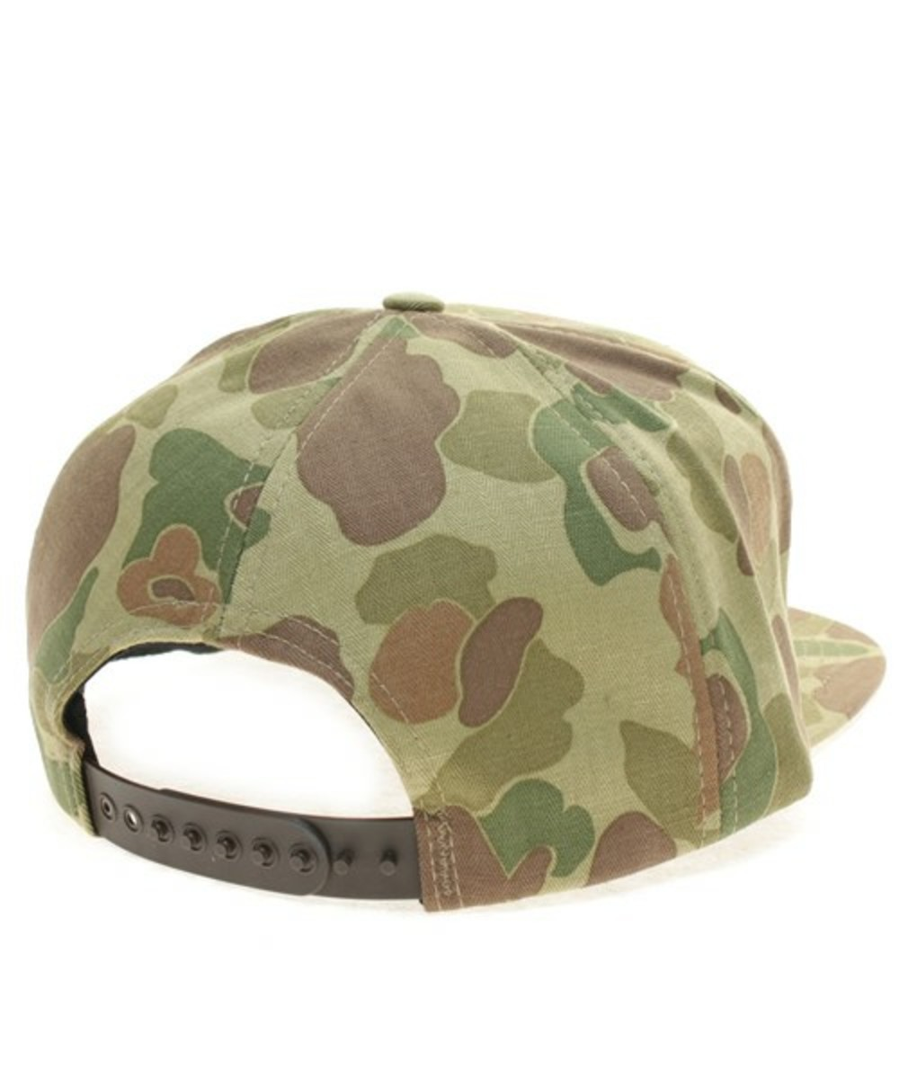 Wasted Military Cap Green 2