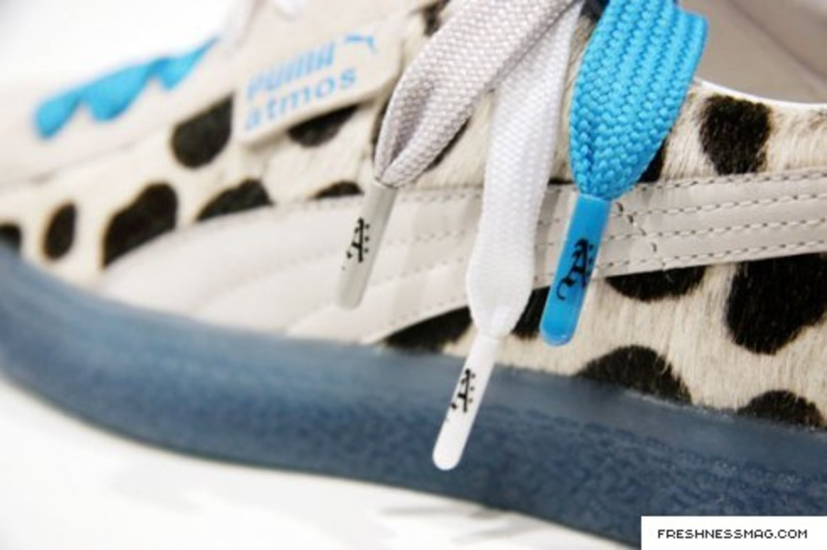 PUMA x atmos Endangered Species - Harp Seal Clyde