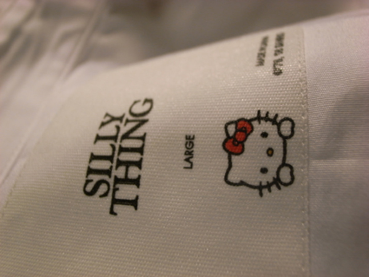 SILLY THING x Hello Kitty - 0