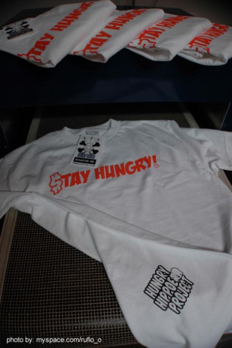 The Hungry HIPPOE Project: $tay Hungry! - 9