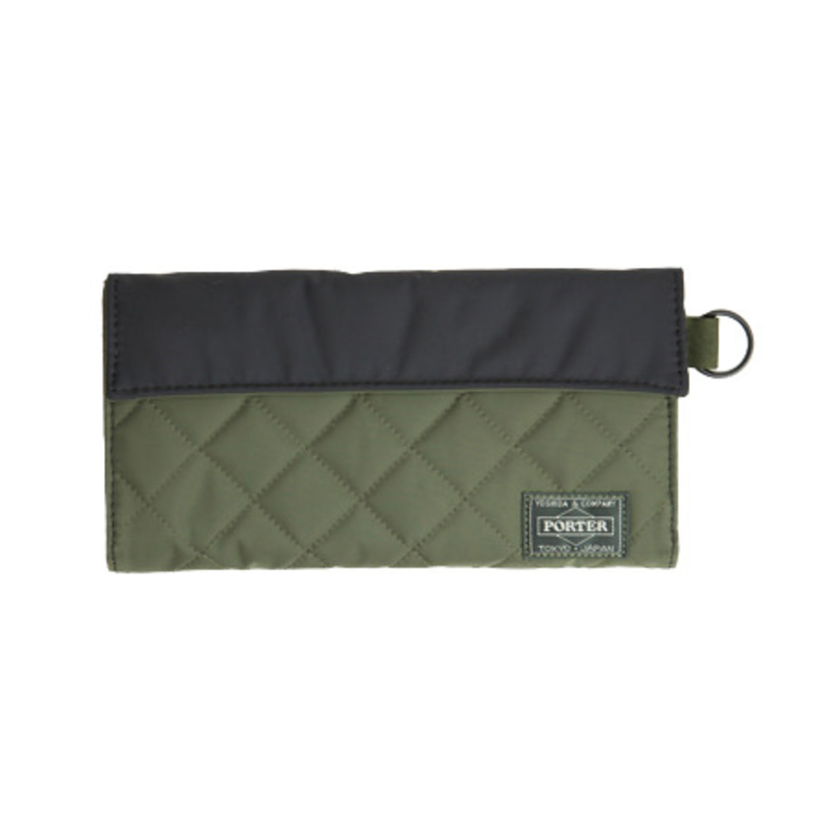 Two Tone Wallet Large