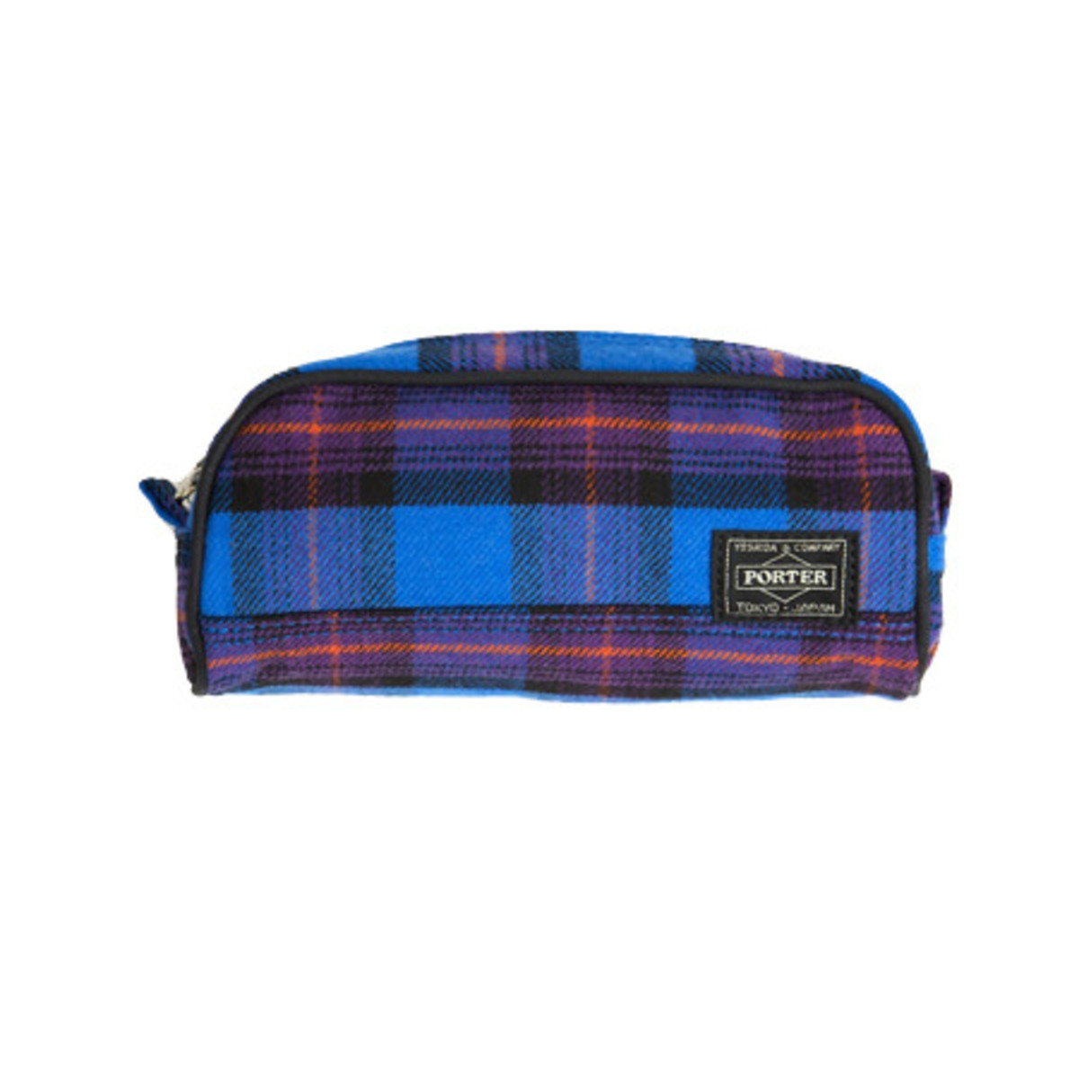Cosmetic Case Blue