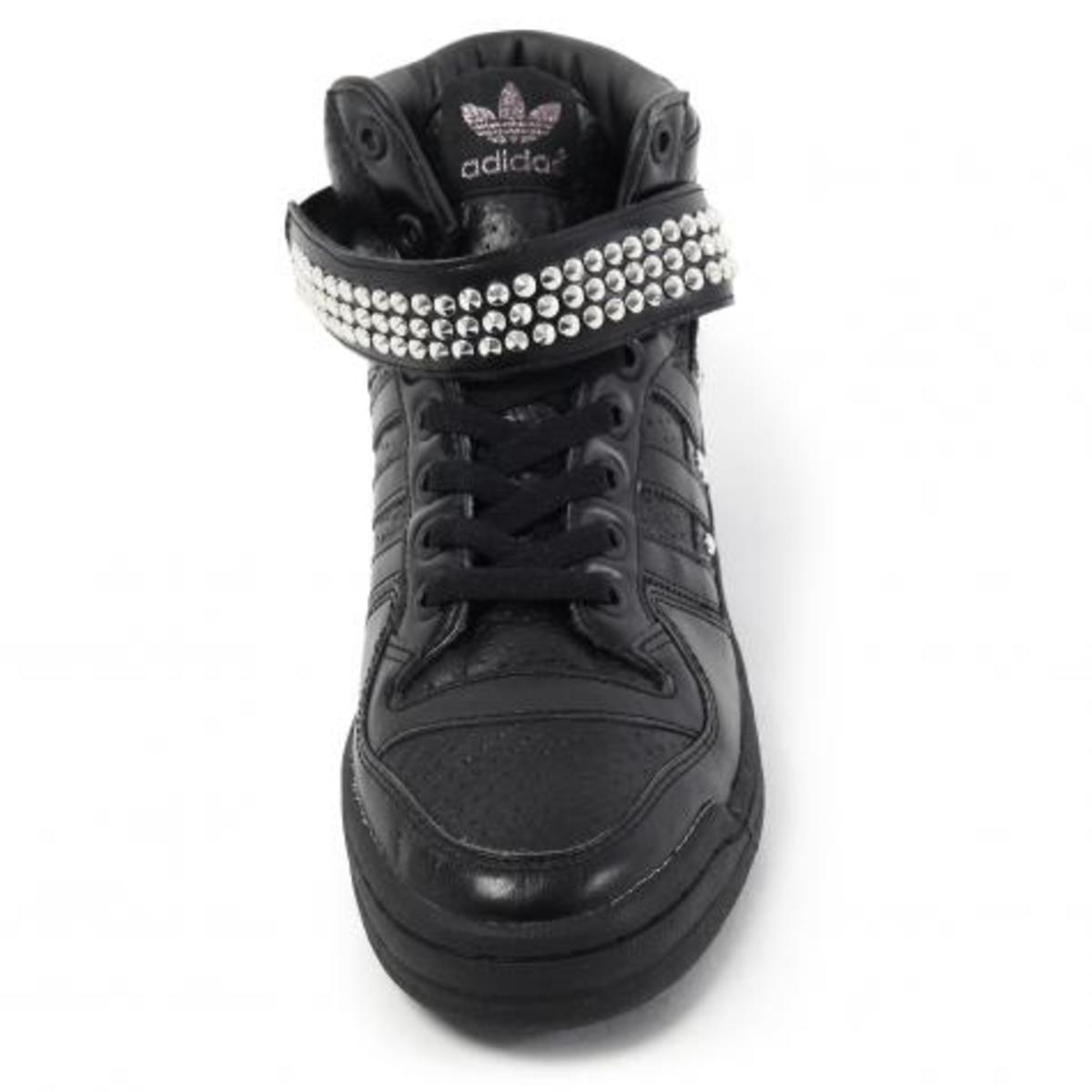 FRM Mid Studded Black 2