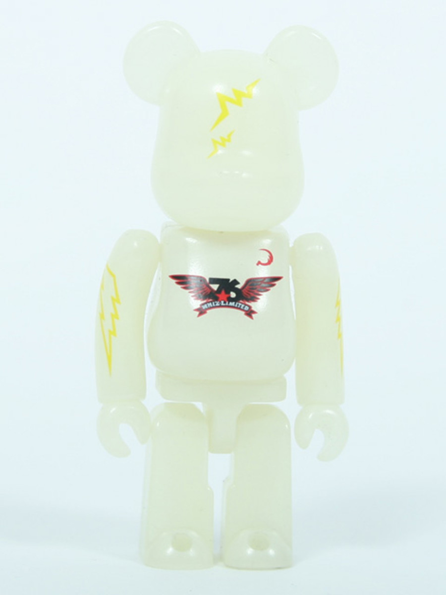 10th Anniversary Bearbrick
