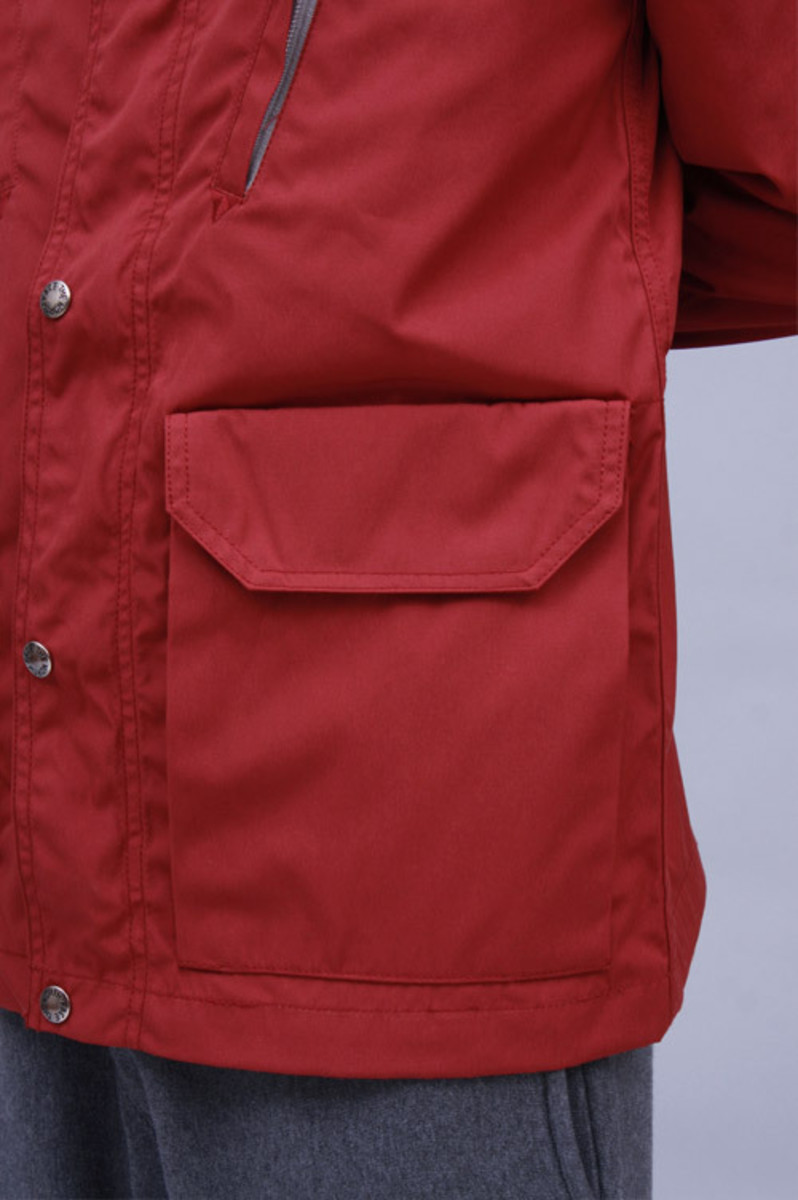 Mountain Parka Red 7