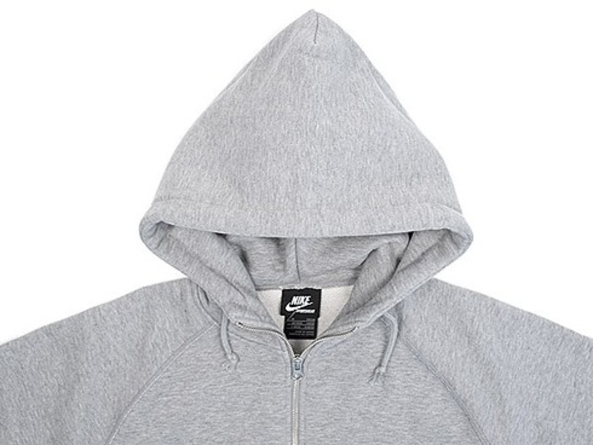 Nike x Loopwheeler - AW77 Zip Hooded Sweatshirt