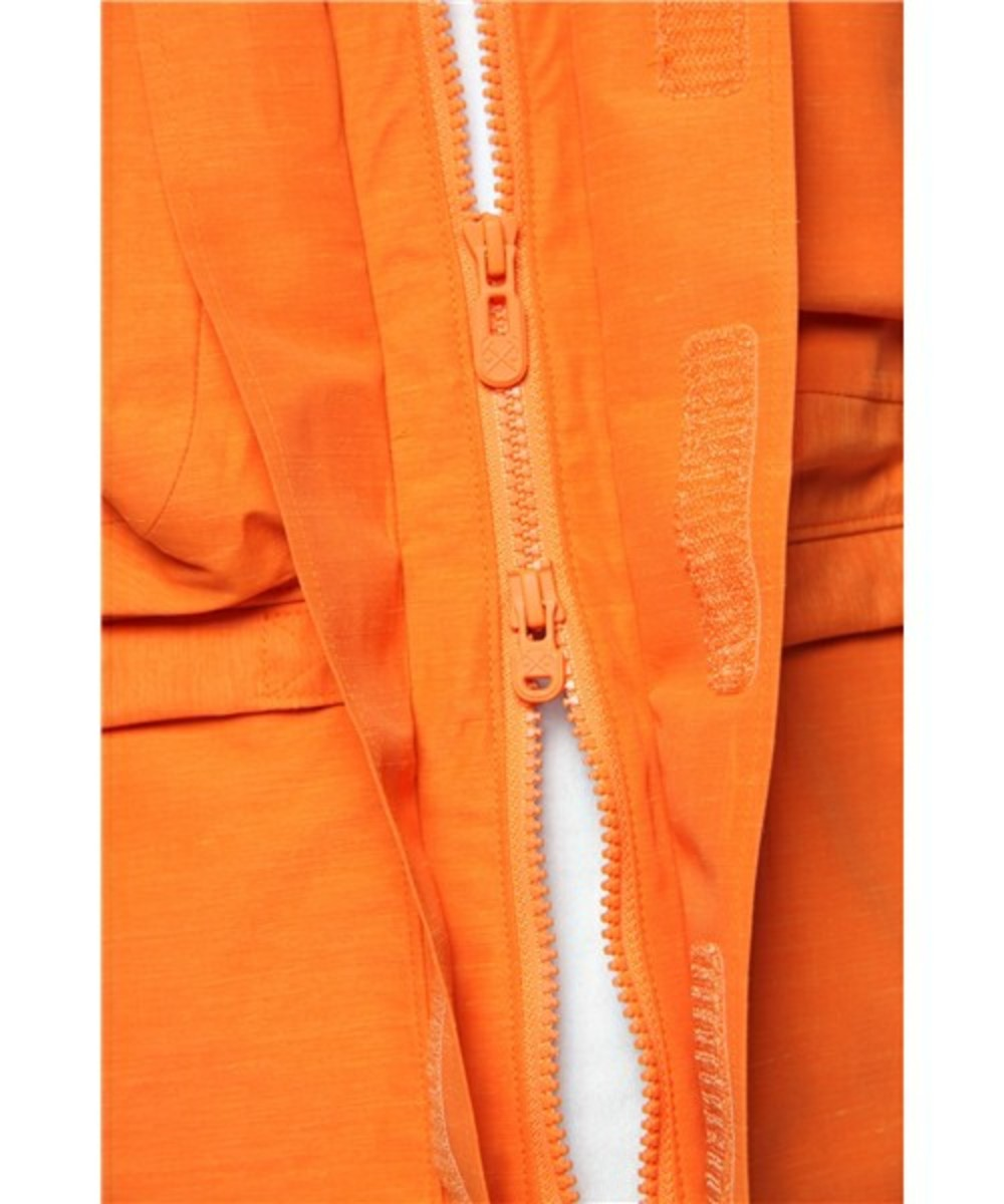 Mountain Parka Orange 8