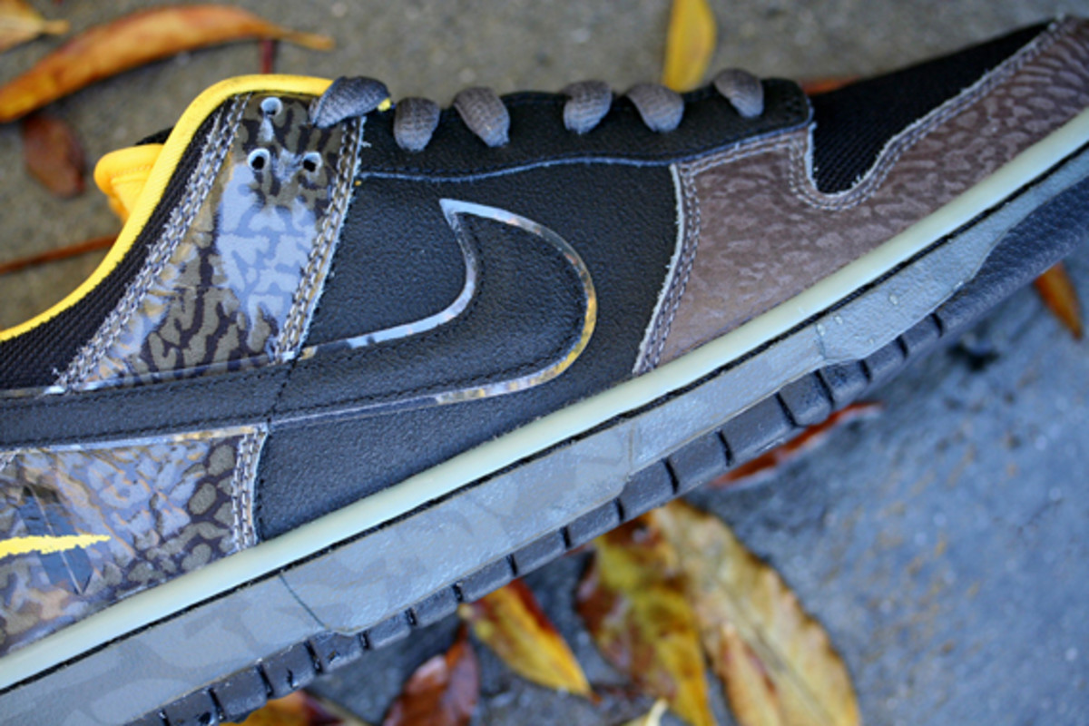 Nike SB Dunk Low Premium   Yellow Curb | Available Now