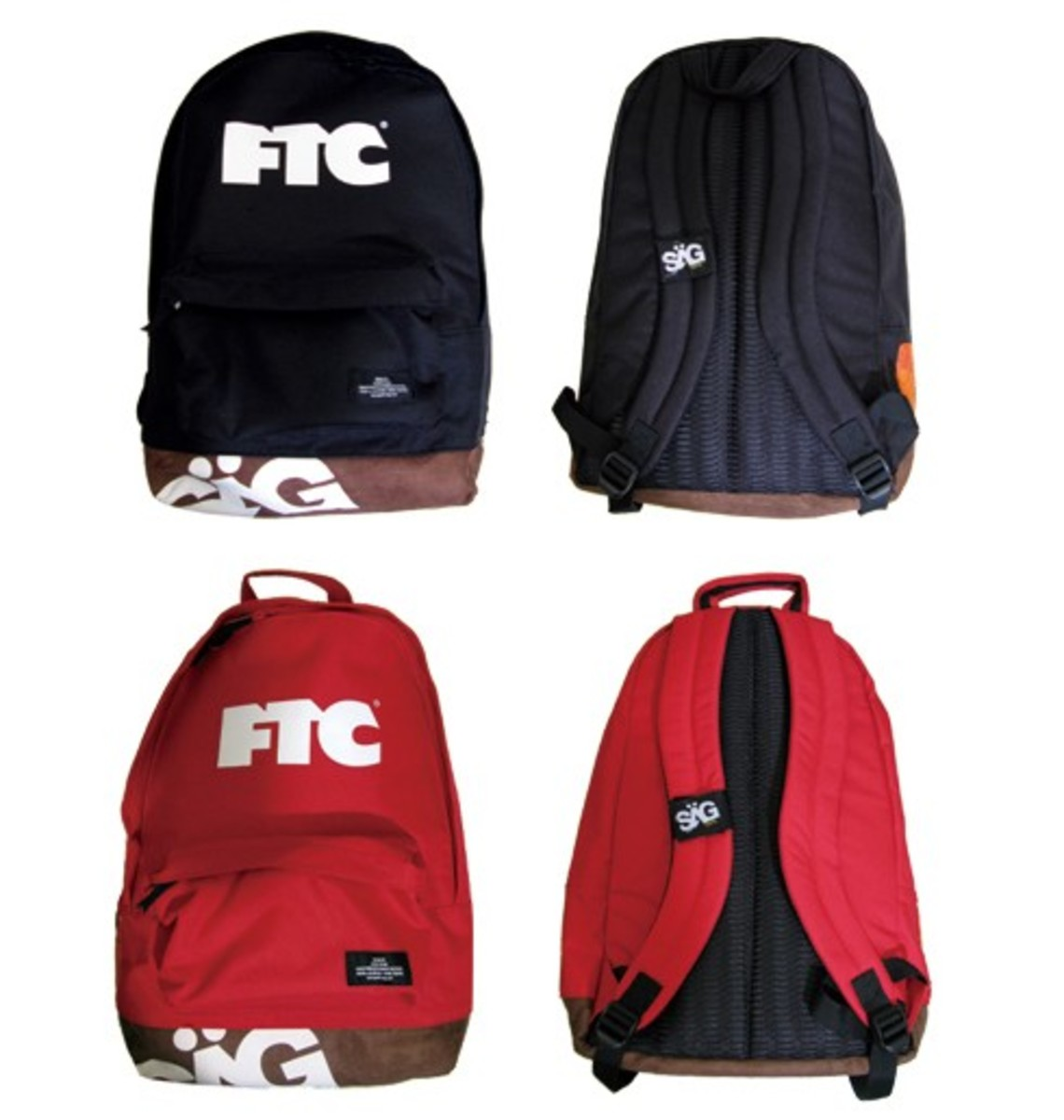 FTC x SAGLIFE (SAGLIFE) - Stealth Backpack