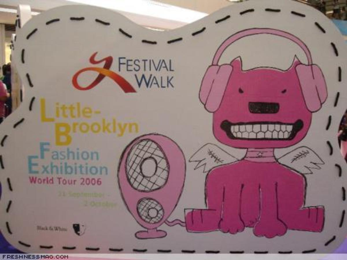 Little-Brooklyn Fashion Exhibition @ Hong Kong - 0