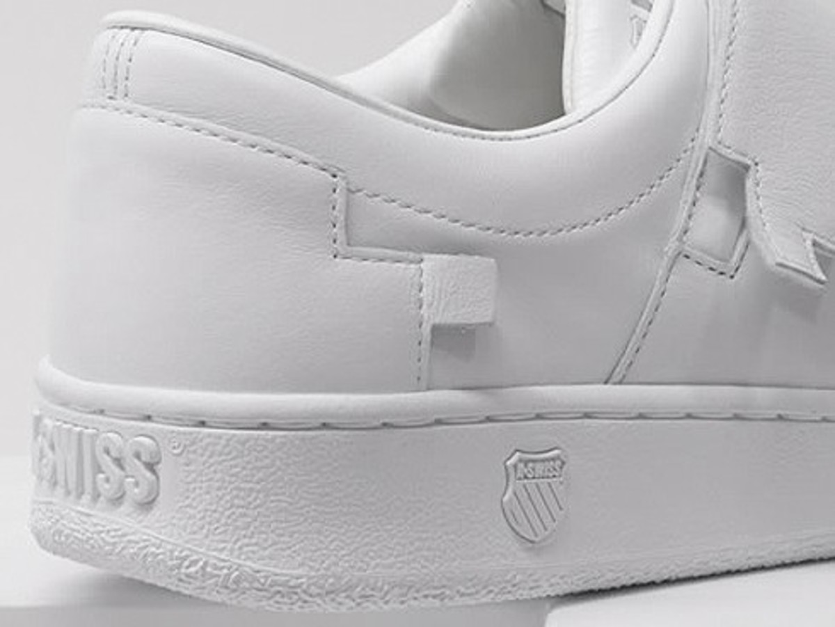 K-Swiss x Julia Hederus - Limited Edition Footwear Collection - Blocks