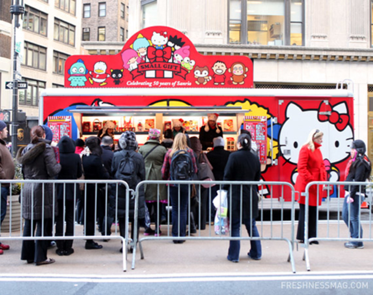 Sanrio 50th Anniversary   Small Gift Pop Up Shop NYC | Products
