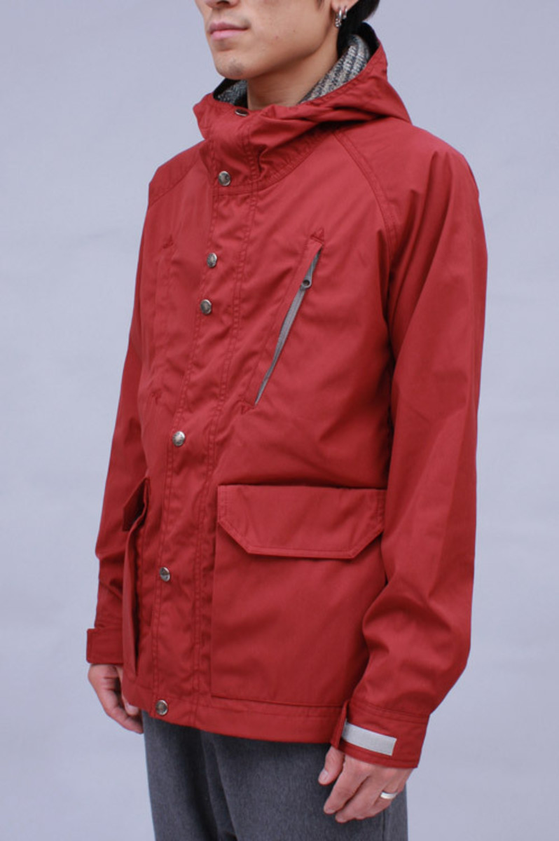 Mountain Parka Red 6