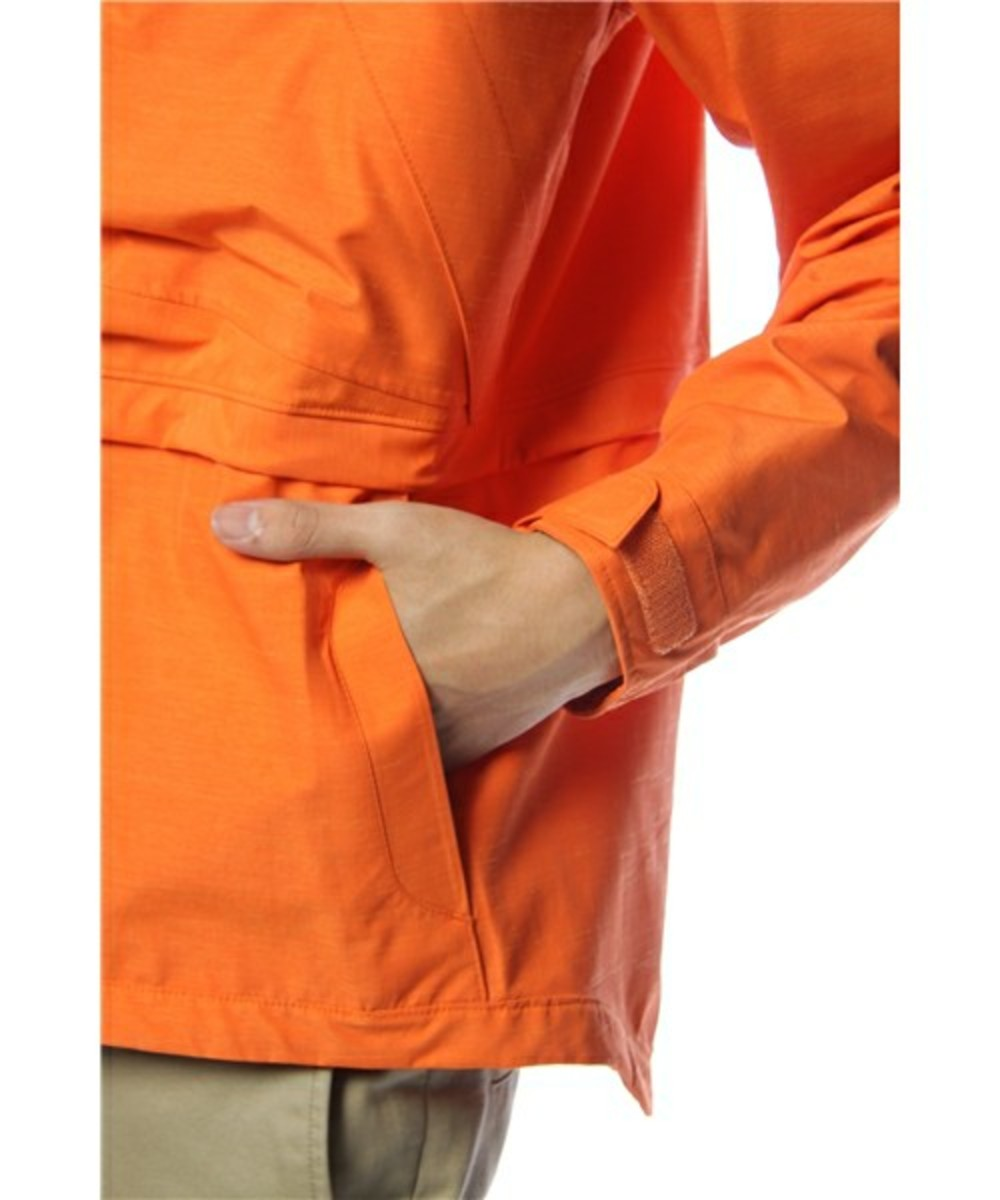 Mountain Parka Orange 6