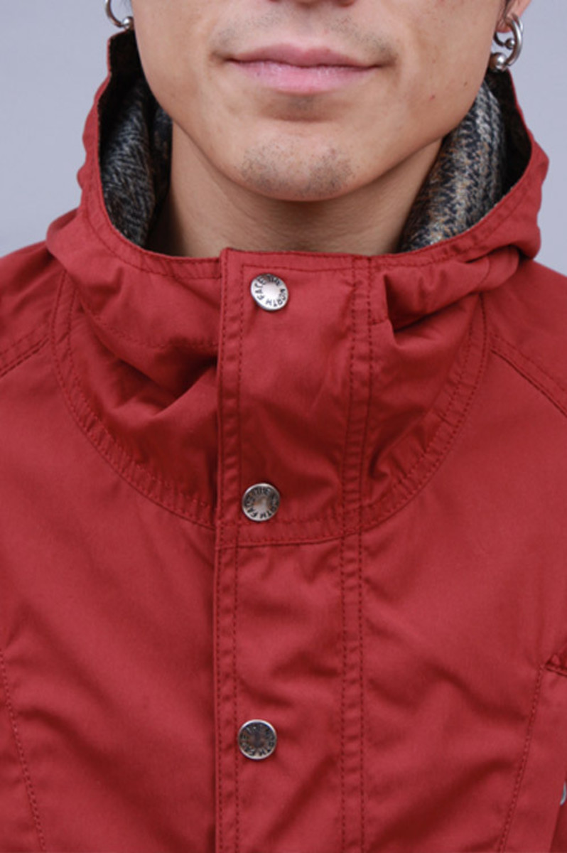 Mountain Parka Red 3