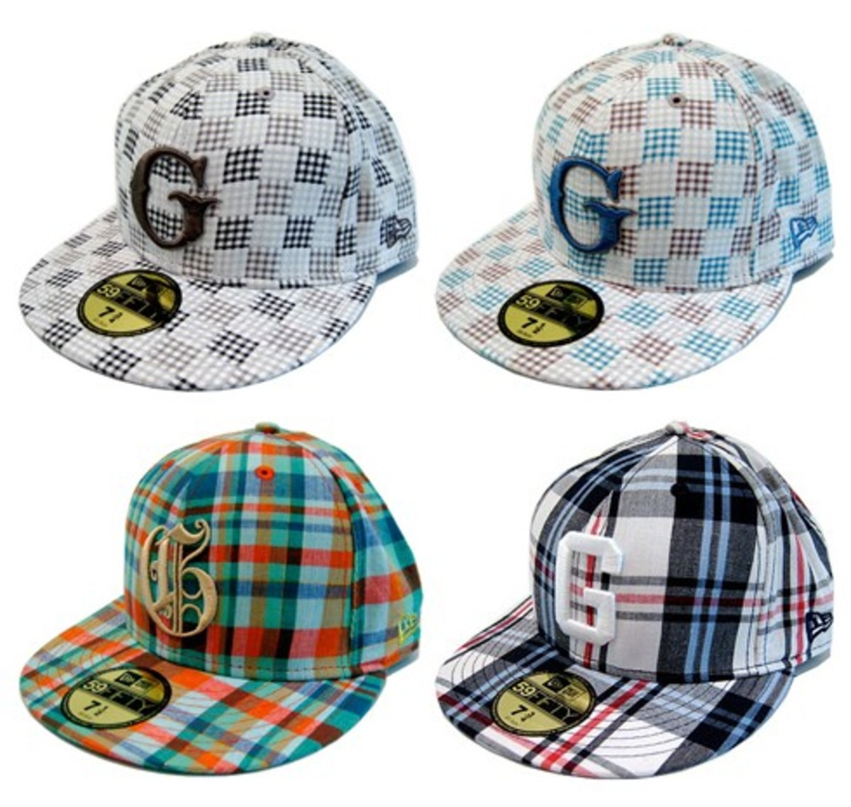 GOODS x New Era - 2008 Summer Cap Collection