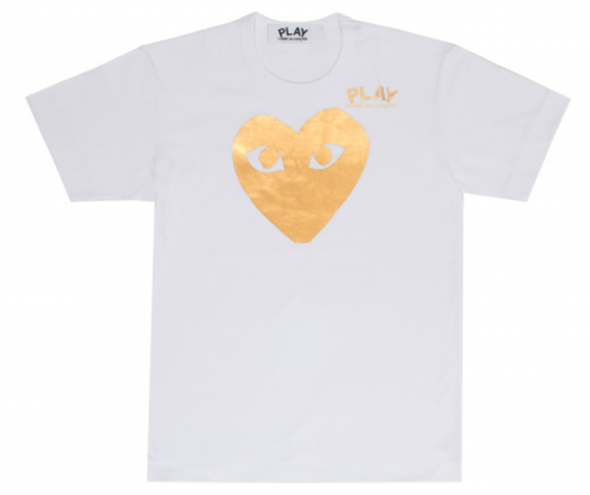 Play T-Shirt White 2