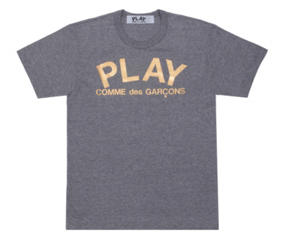 Play T-Shirt Grey 3