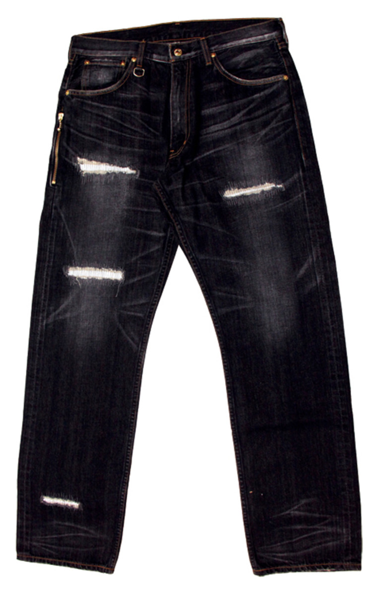 Levi's Fenom 207 NITRO Metal DISCO Decoration Crush Customize