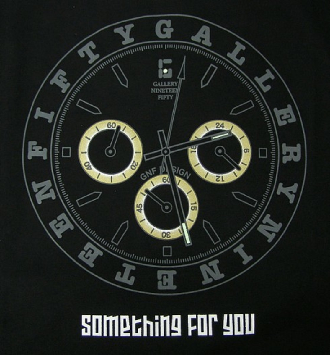 Gallery1950 x Metertee - Something For You T-Shirt