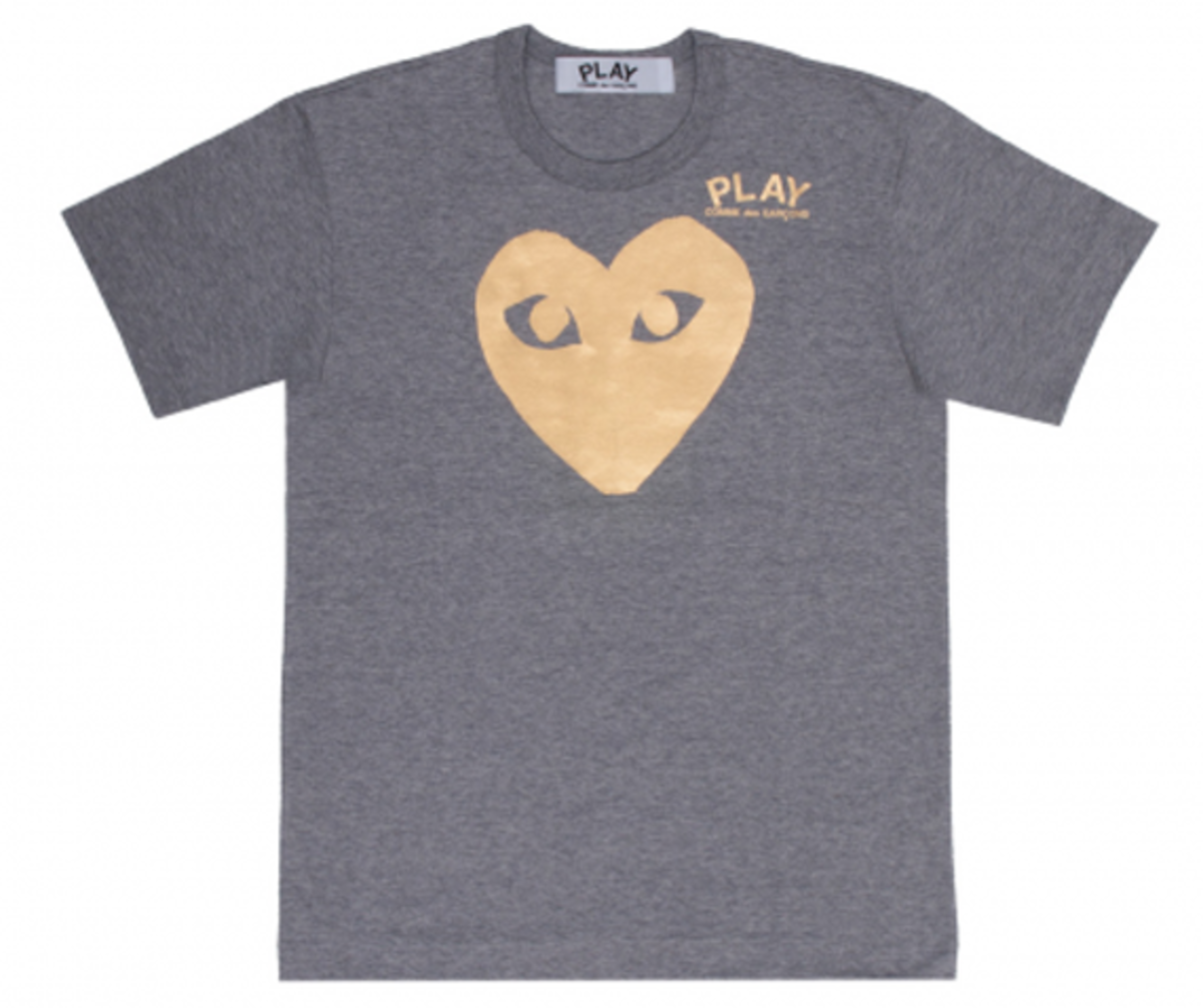 Play T-Shirt Grey 2