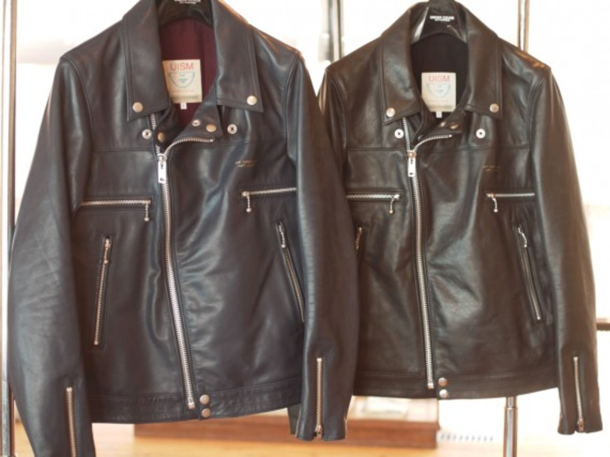 UNDERMAN Collection Riders Jackets