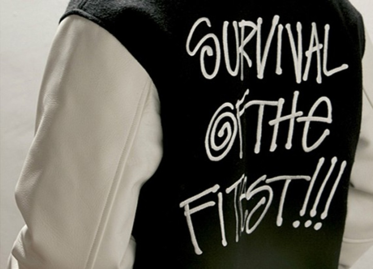 A Bathing Ape x Stussy  Survival Of The Fittest | Final Delivery Release Info