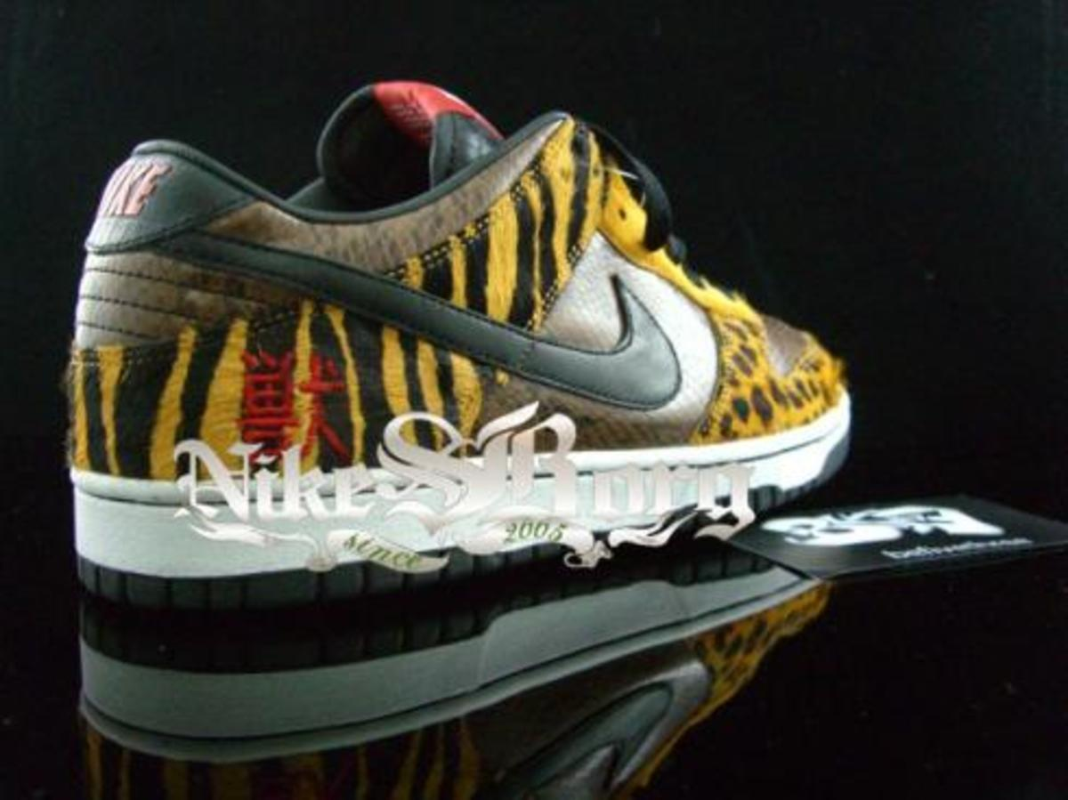 Nike  Dunk Low - Animal Pack Sample - 2