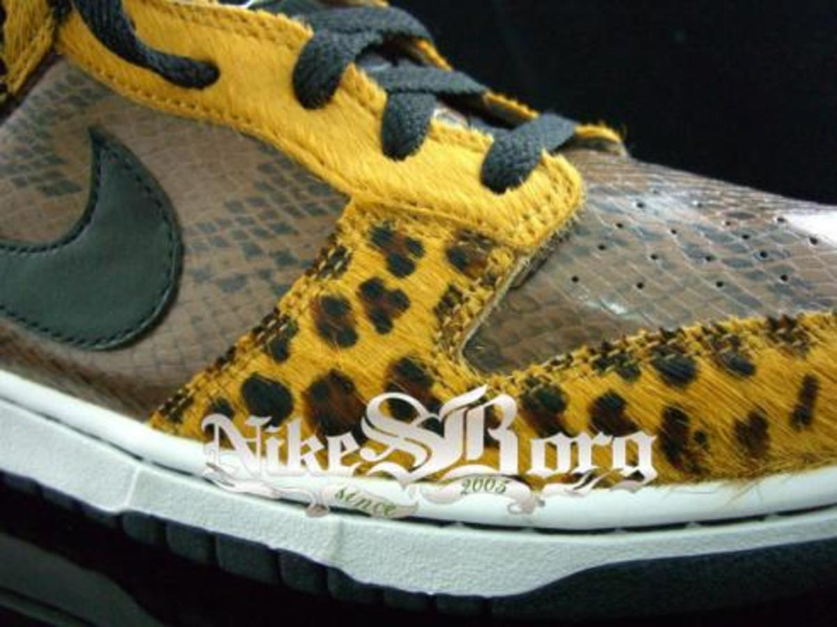 Nike  Dunk Low - Animal Pack Sample - 3