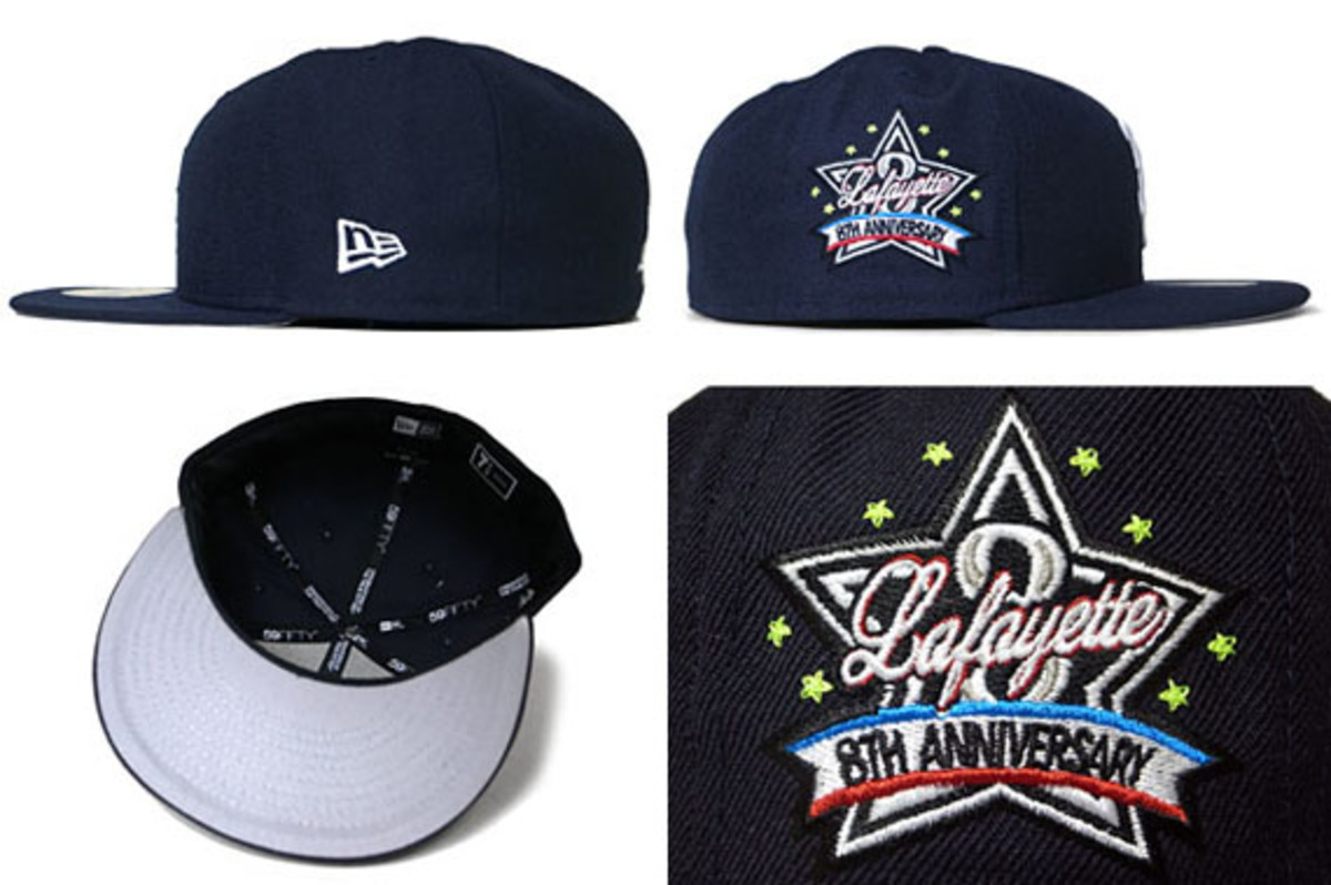 8th Anniversary Cap 3
