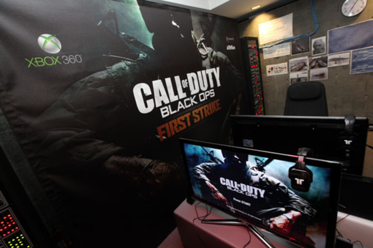 """Call of Duty: Black Ops and Xbox 360 """"Grudge Match"""""""