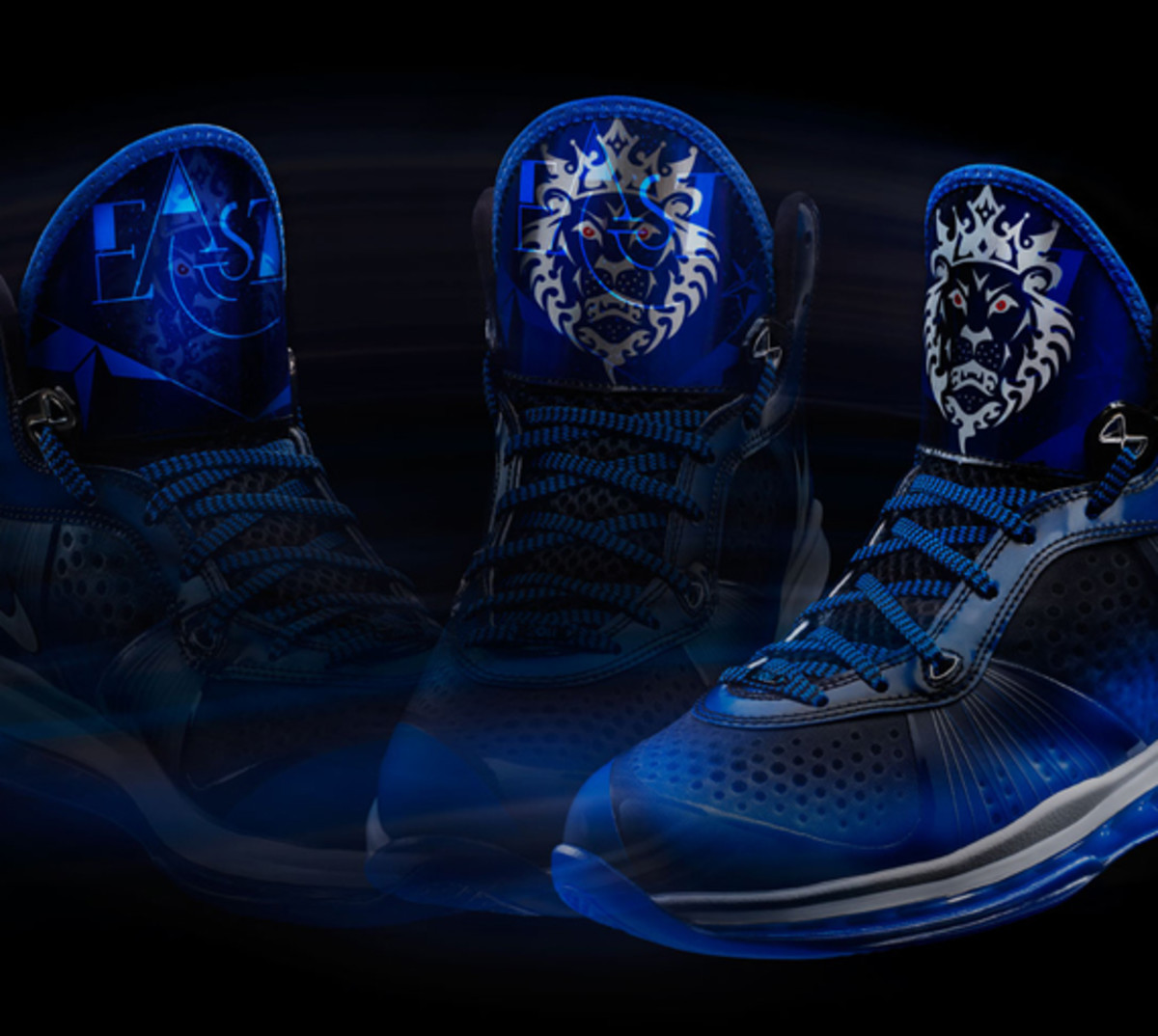 Nike LeBron 8  LeBron James   2011 All Star Game Attack From All Angles