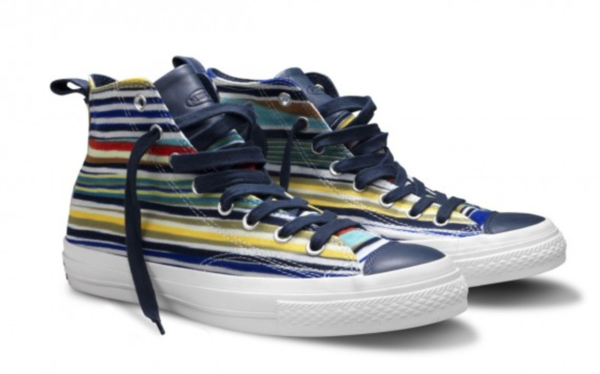 MISSONI FOR CONVERSE CHUCK TAYLOR ALL STAR 6