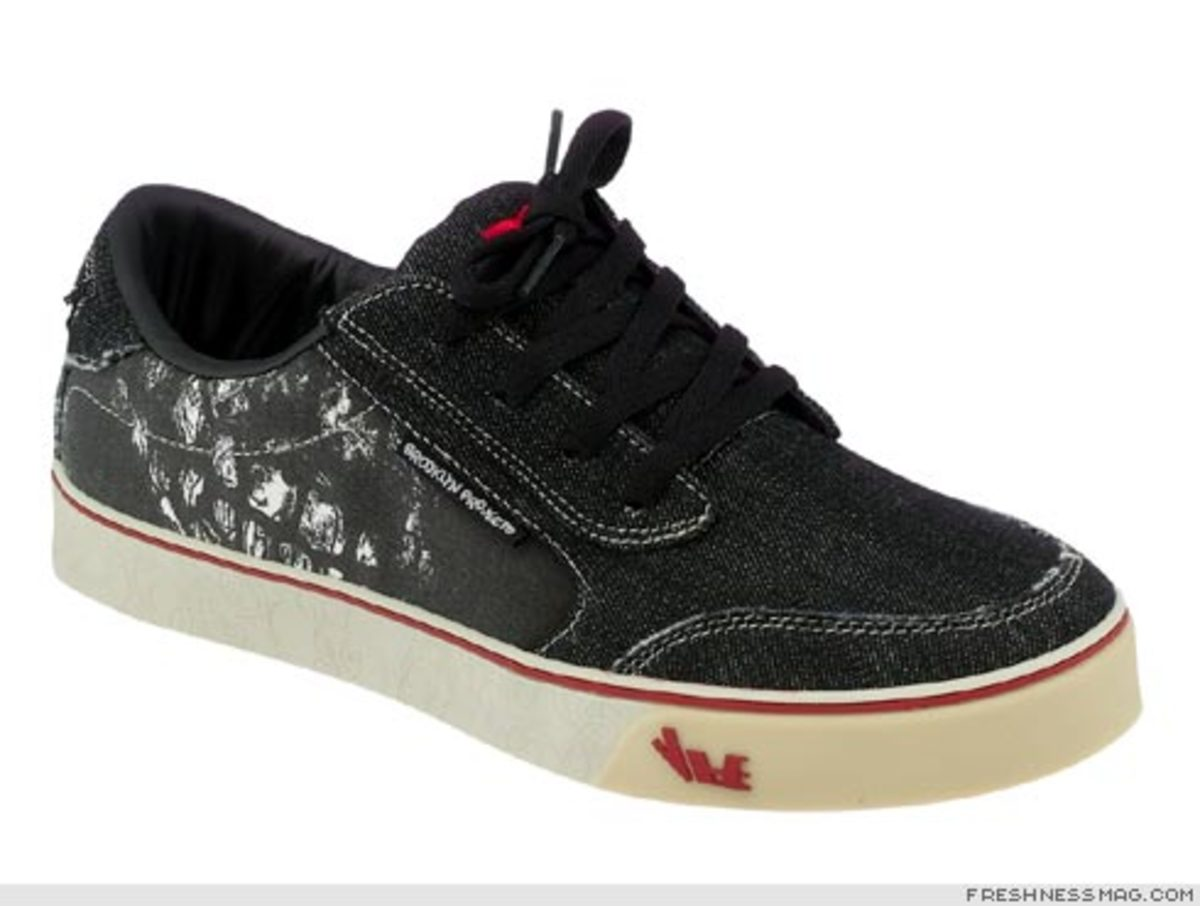 DC Shoes Artist Projects - METHAMPHIBIAN - 2