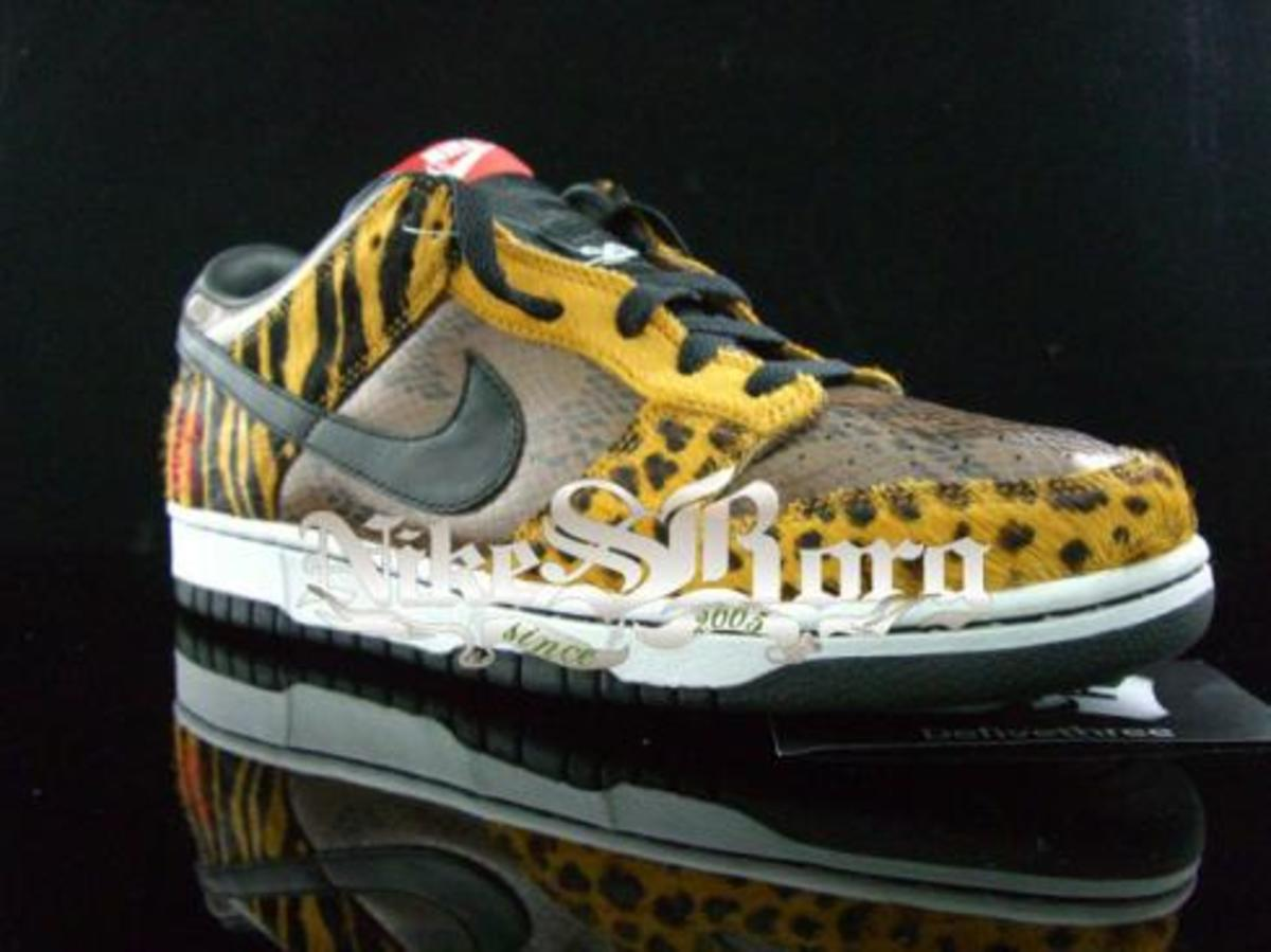 Nike  Dunk Low - Animal Pack Sample - 1