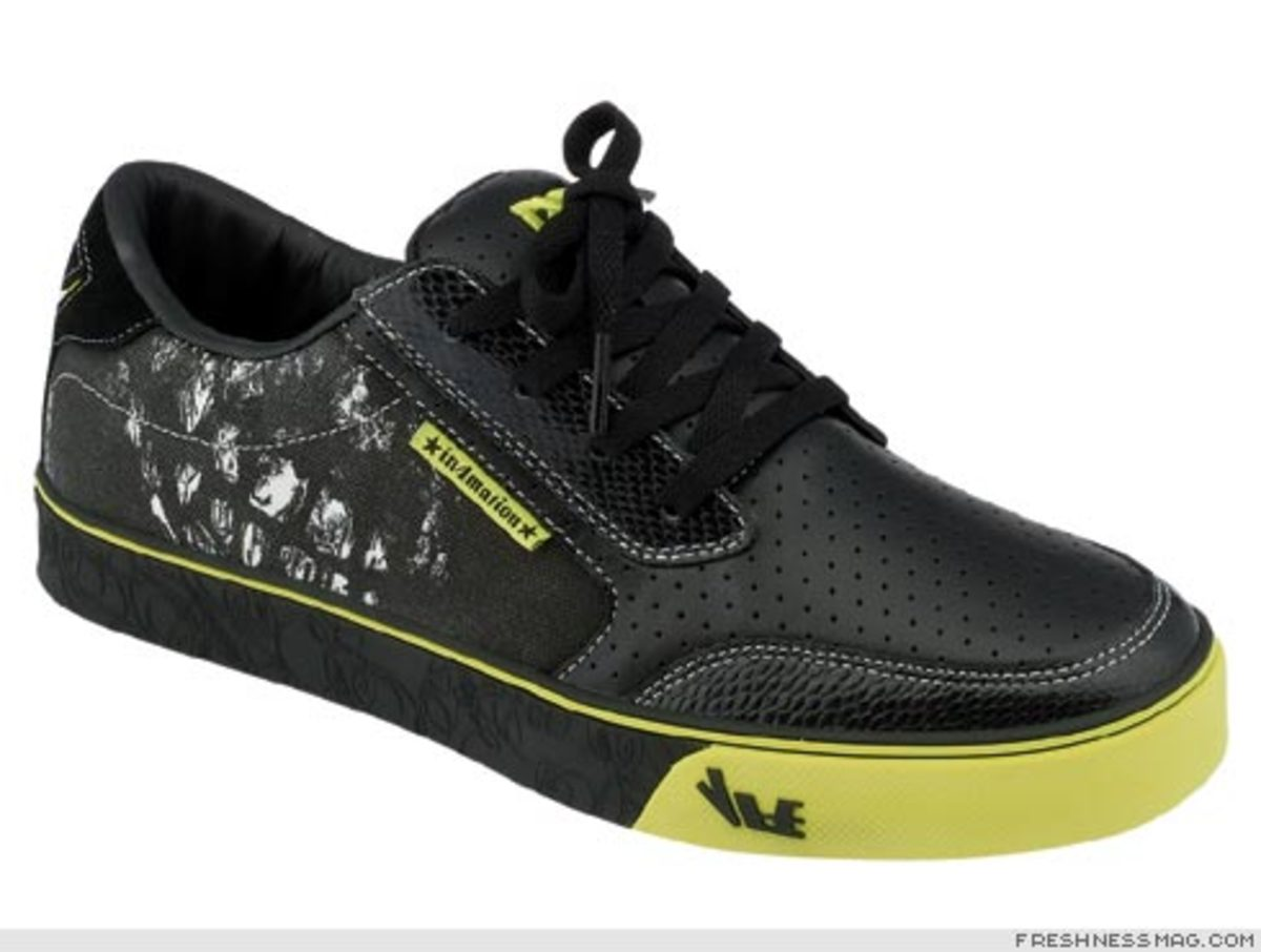 DC Shoes Artist Projects - METHAMPHIBIAN - 3