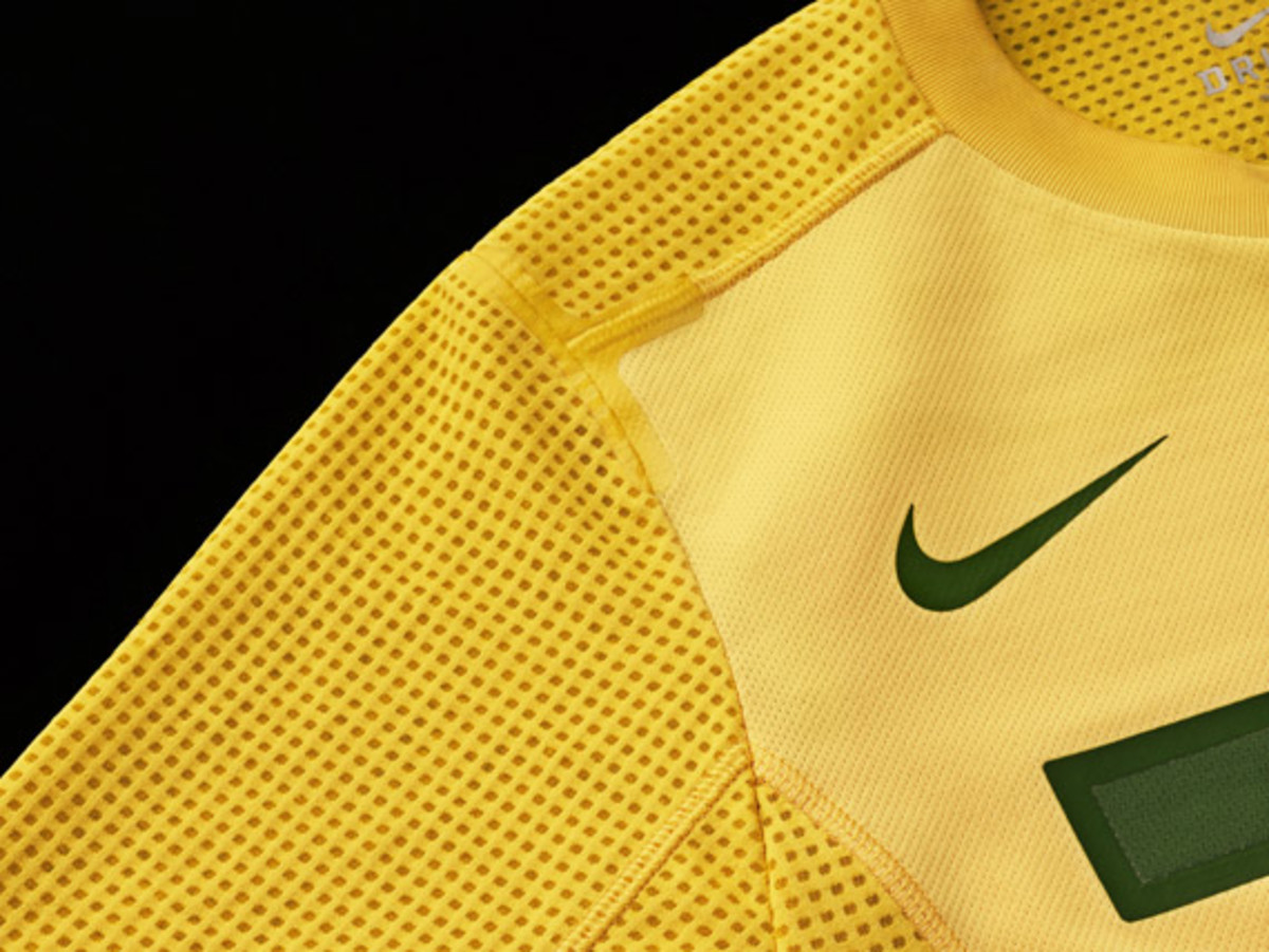 Nike Unveils New Brasil National Team Jersey 8