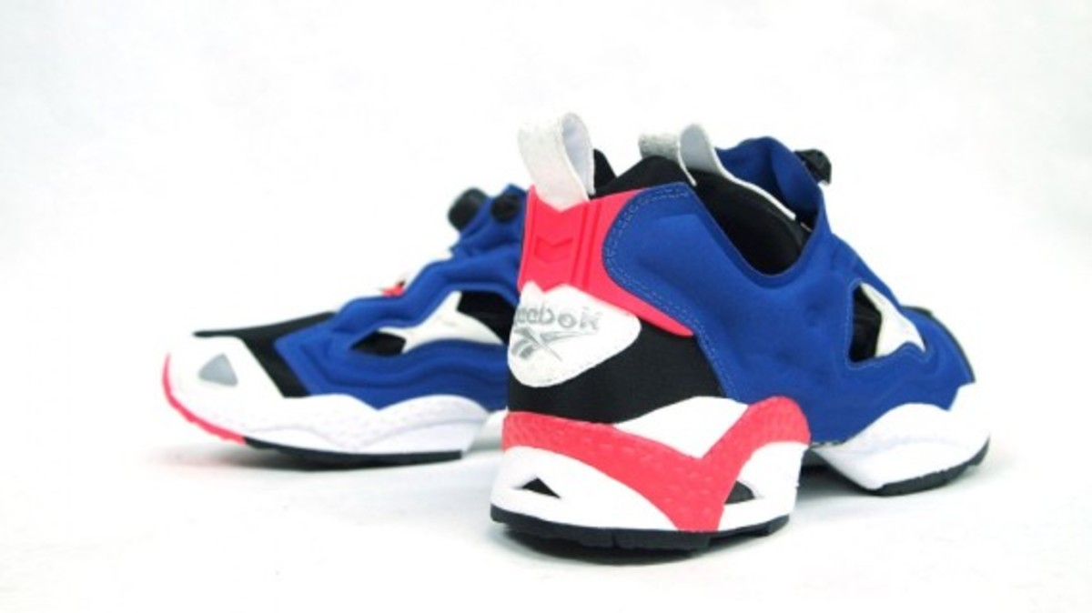 Insta Pump Fury Tricolore 8