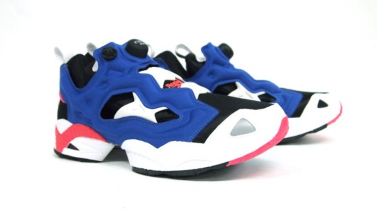 Insta Pump Fury Tricolore 2